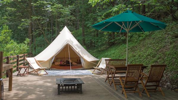 あきる野市 檜原村にあるキャンプ場 東京の大自然で遊び尽くせ