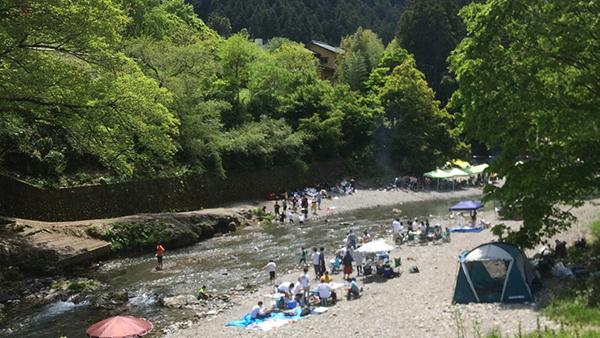 Otsu Nature Gardenの詳細 あきる野市 檜原村のキャンプ場をご紹介