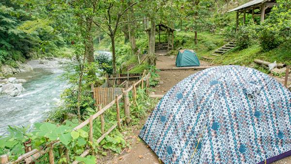 清水苑キャンプ場の詳細 写真と動画でご紹介 あきる野市 檜原村の