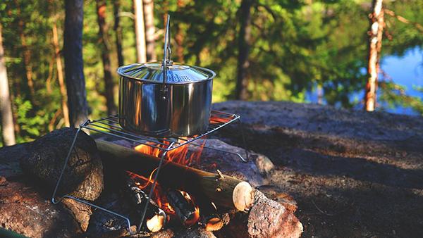 クッカー|キャンプ道具をご紹介