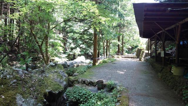 奥茶屋キャンプ場の詳細