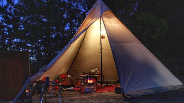 テント特集|キャンプ道具をご紹介