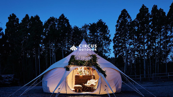 CIRCUS OUTDOOR TOKY0