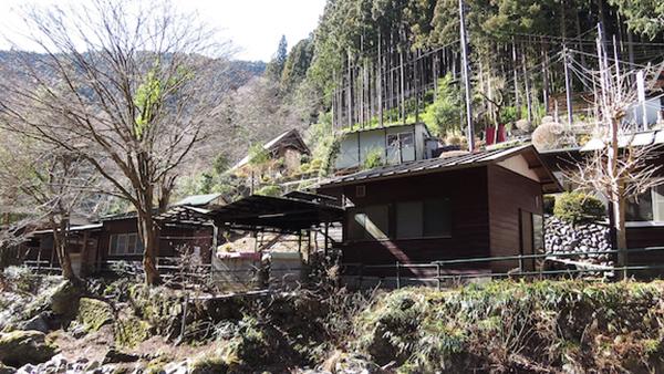 百軒茶屋キャンプ場の詳細