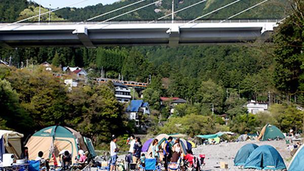 川井キャンプ場の詳細