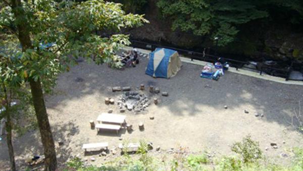 水根沢キャンプ場の詳細
