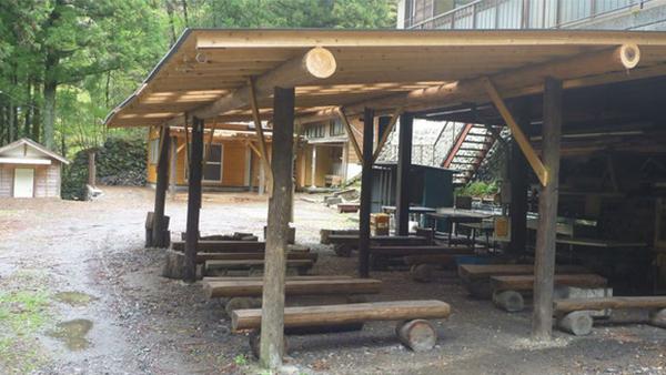 境渓谷キャンプつり堀場の詳細