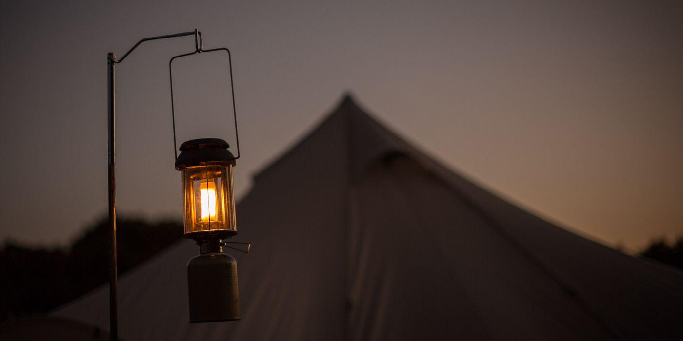 暖かい灯火が闇よを照らす!人気ランタン情報