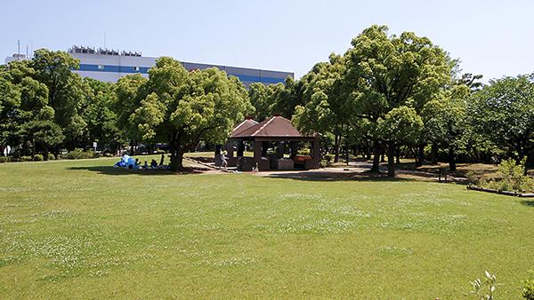 平和島公園キャンプ場の詳細