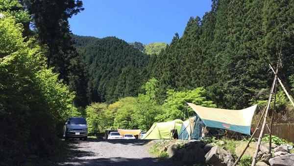 大岳キャンプ場の詳細(写真と動画でご紹介)